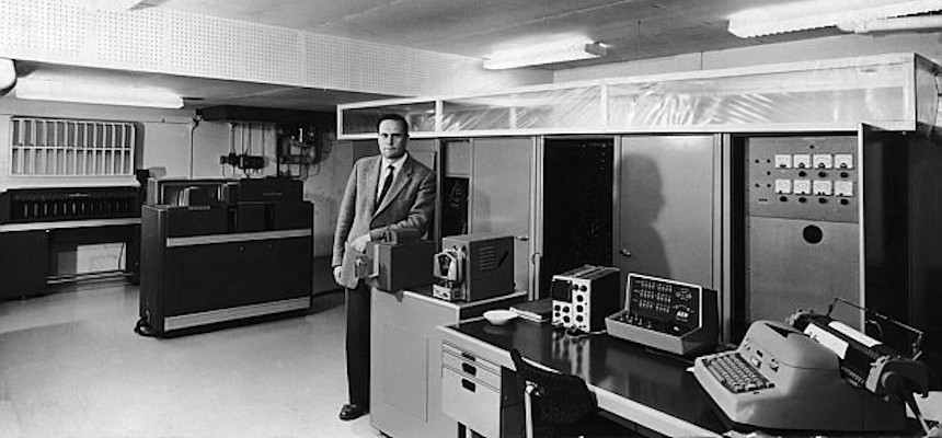 Mainframes through the years